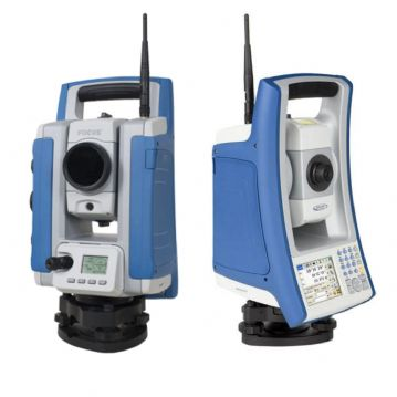 SPECTRA PRECISION FOCUS 35 TOTAL STATION